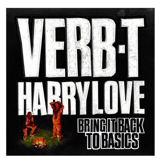 Image of Verb T & Harry Love 'Bring it Back to Basics' (2006) CD