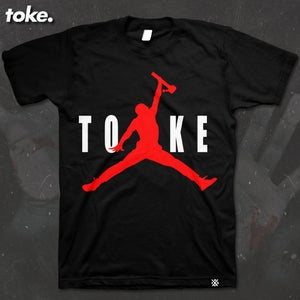 Image of Toke - TOKEMAN - Tee