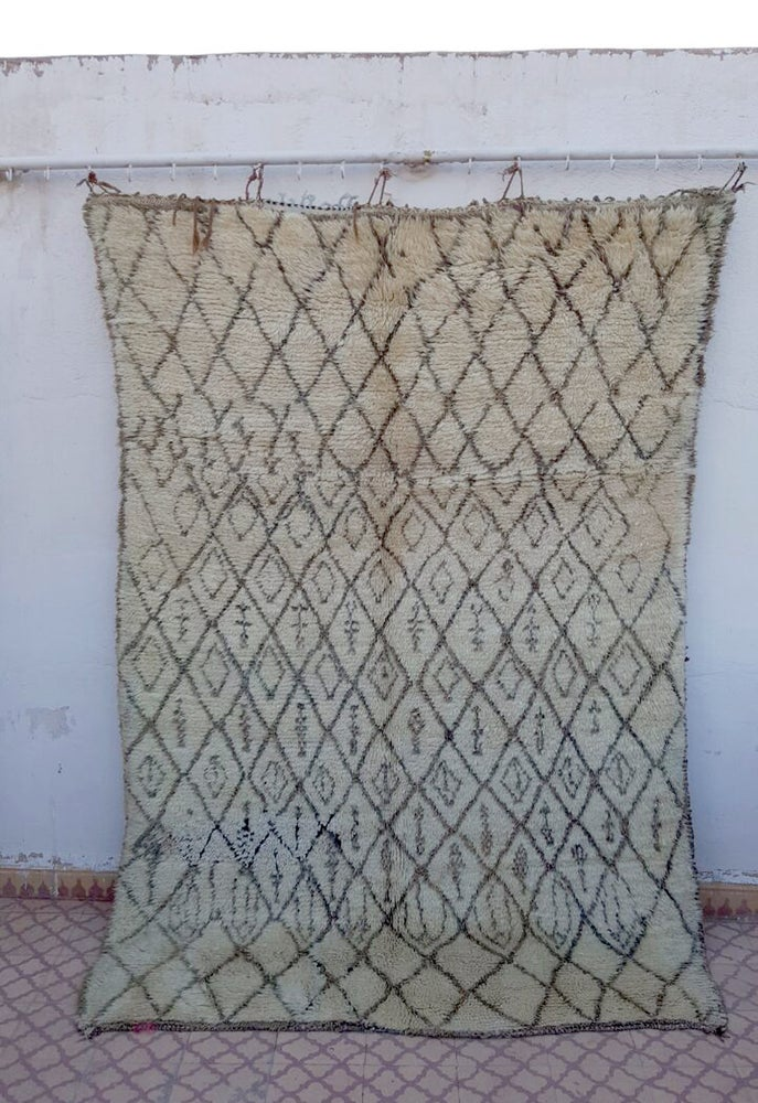 Image of S27 - Beni Ourain Rug