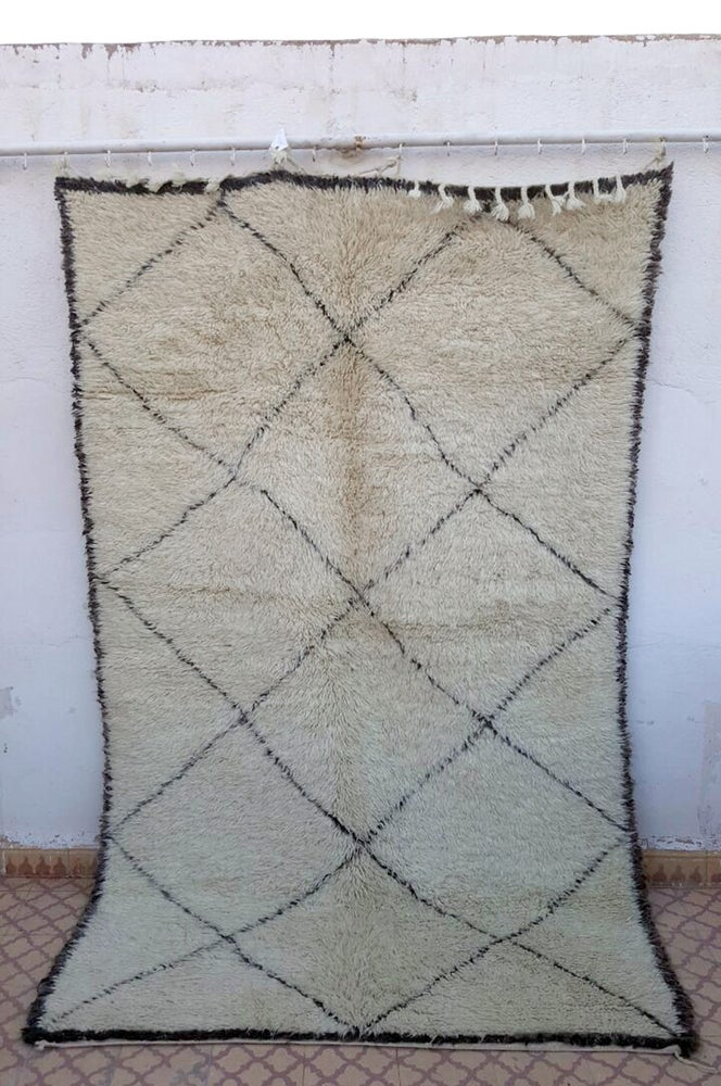 Image of S28 - Beni Ourain Rug