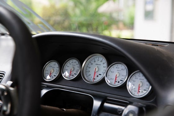 Image of Gauge Cluster to suit S13 Dash.
