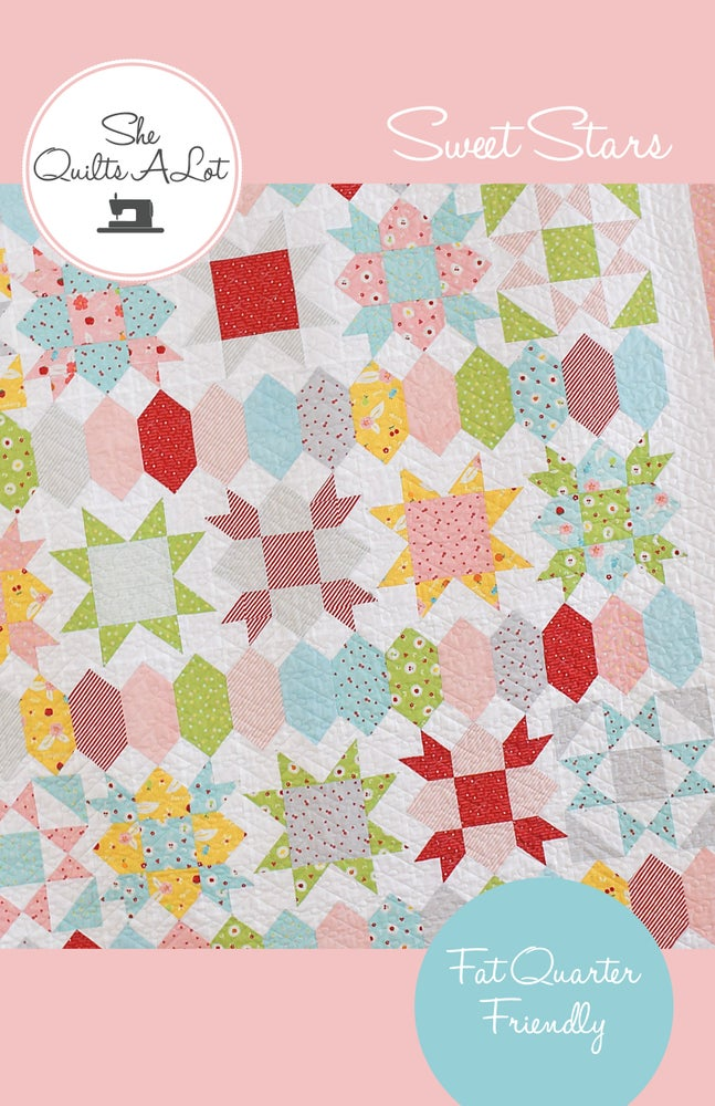 Image of Sweet Stars PDF Pattern