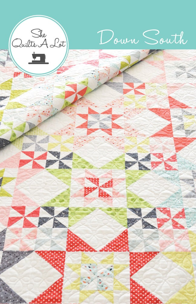 Image of Down South PDF Pattern