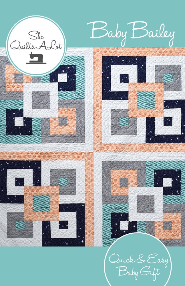 Image of Baby Bailey Paper Pattern