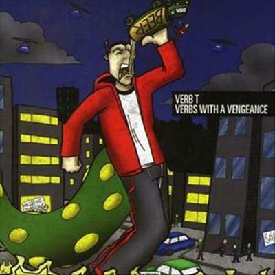 Image of Verb T  - Verbs With a Vengeance CD