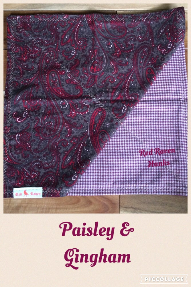 Image of Paisley & Gingham