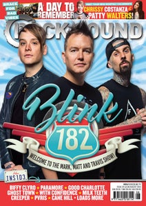 Image of ISSUE 215 / BLINK-182