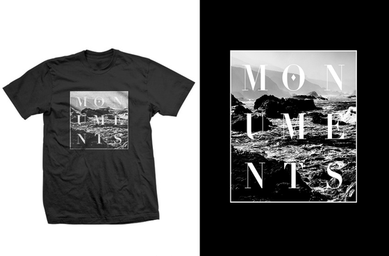 Image of MONUMENTS - McBride - Tee