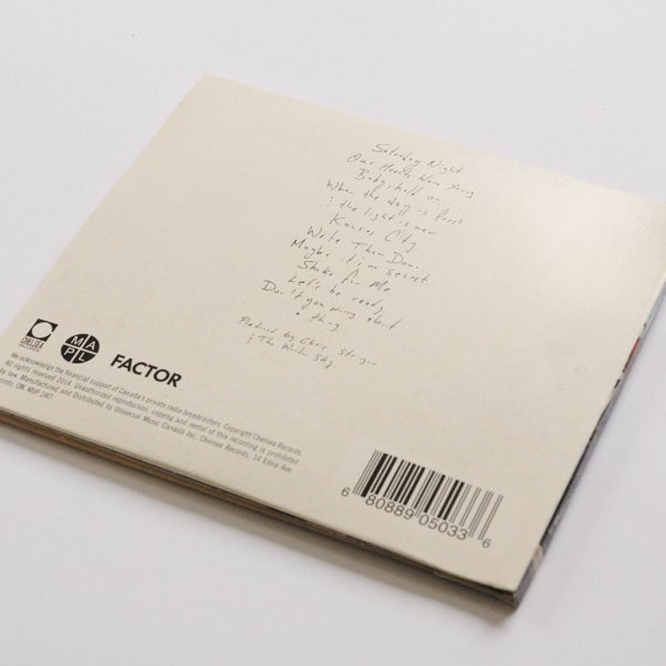 Image of Let's Be Ready CD