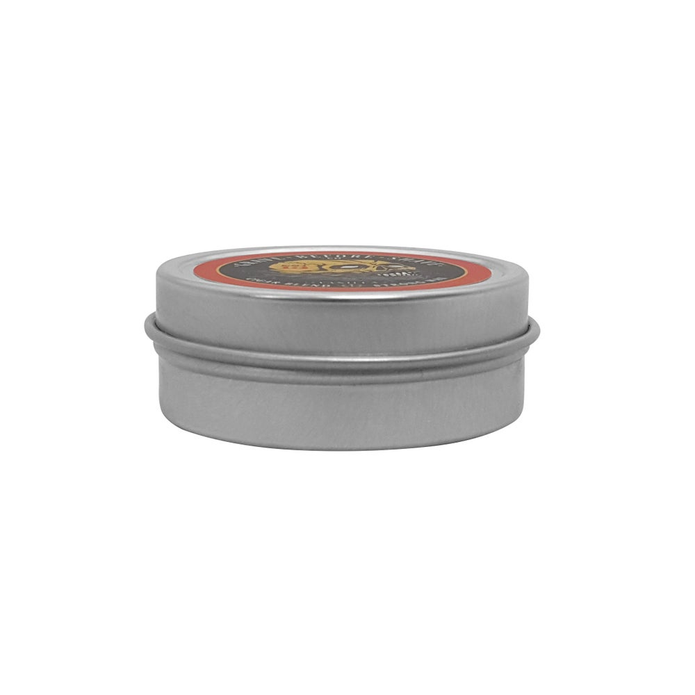 Image of Fisticuffs Cigar Blend Strong Hold Mustache Wax 1 OZ. Tin