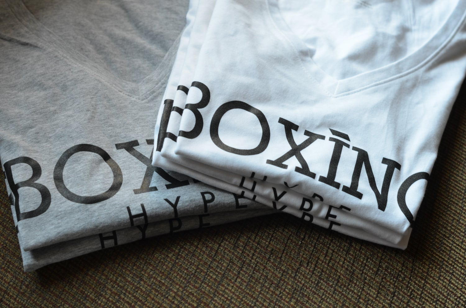 Image of I feel like Boxing strap backs