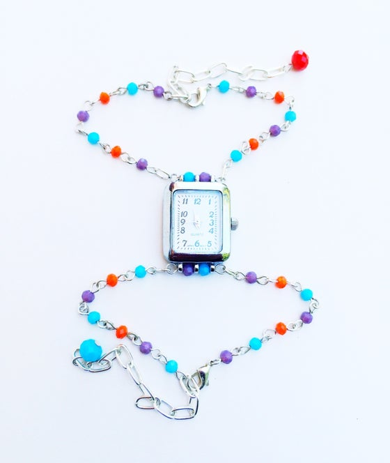 Image of Crystal Station Watch
