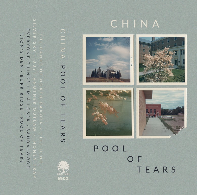 Image of POOL OF TEARS cassette (DE012CS)