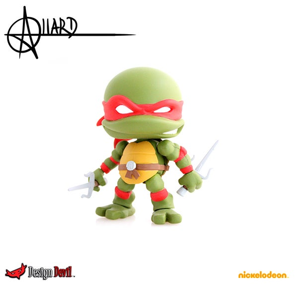 Image of Raphael Wave 2 - Autographed