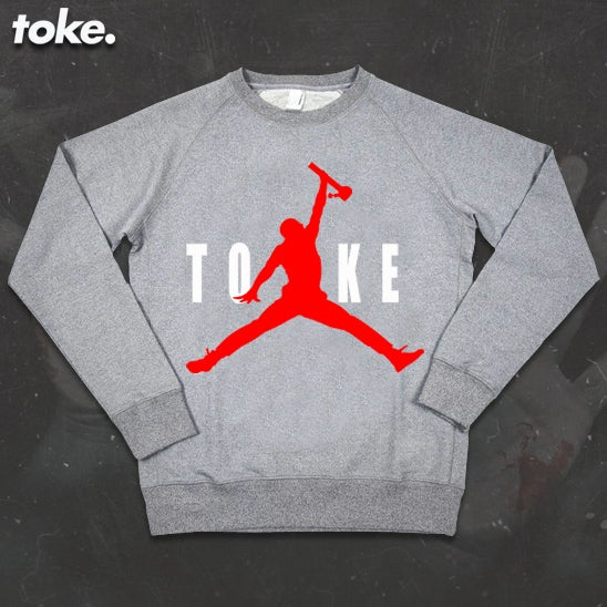 Image of Toke - TOKEMAN - Sweatshirt