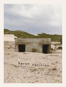 Image of Heron Oblivion Chicago 2016 poster