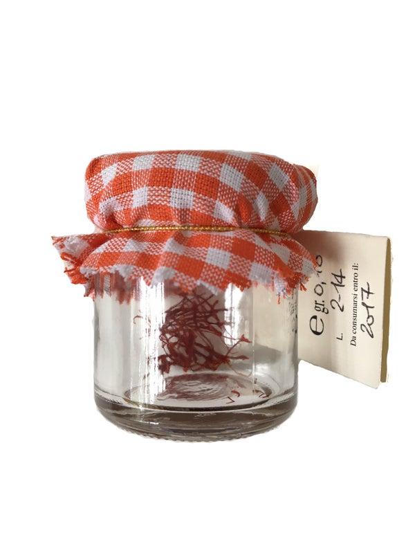 Image of Italian Saffron, Azienda Agricola Cesani .10 grams