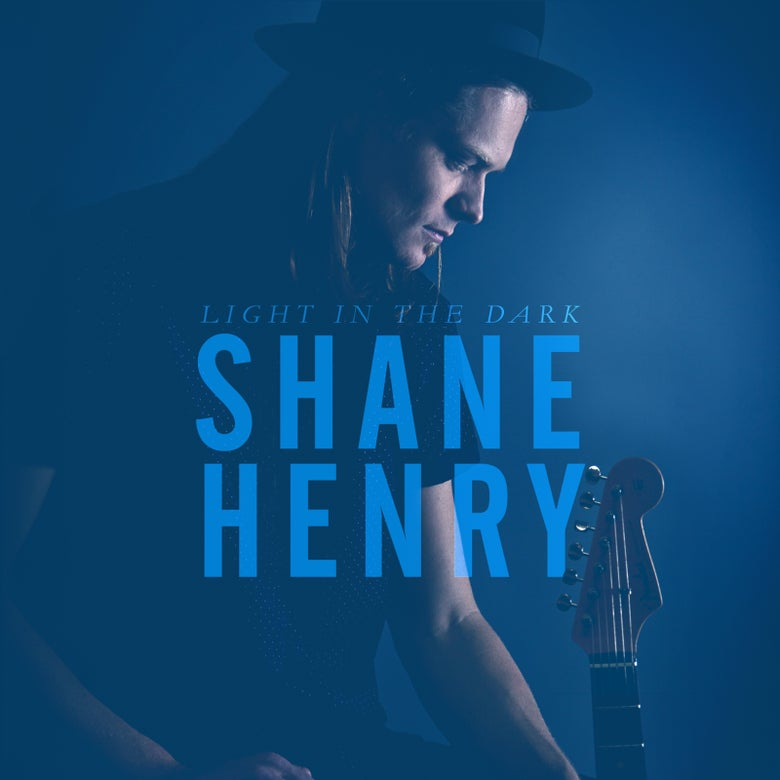 "Image of ""Light in the Dark"" Advanced Signed Copy CD Shane Henry"
