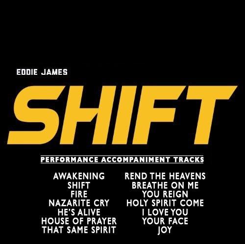 "Image of ""SHIFT"" Performance Accompaniment Tracks"
