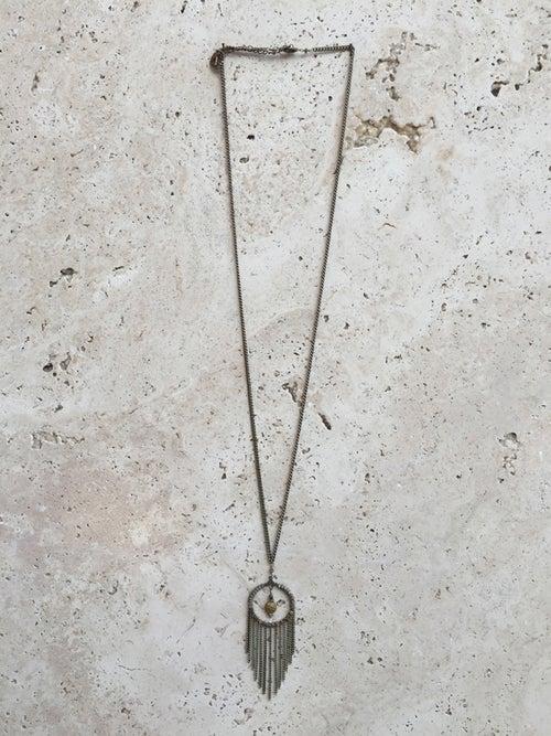 Image of Sautoir créole HIMBA BRONZE -30%