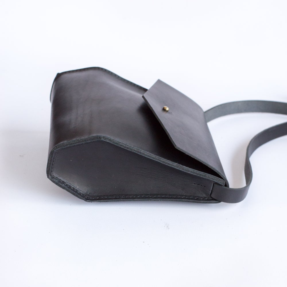 Image of Geometric Shoulder Bag
