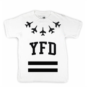 Image of Jets Tee in White