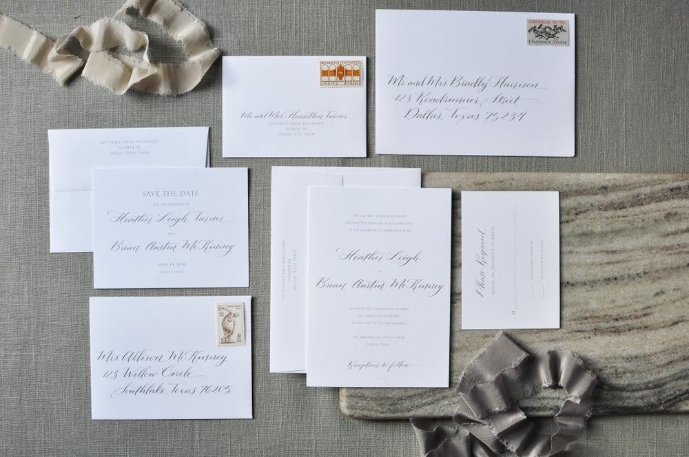 Image of The Classic Invitation Suite