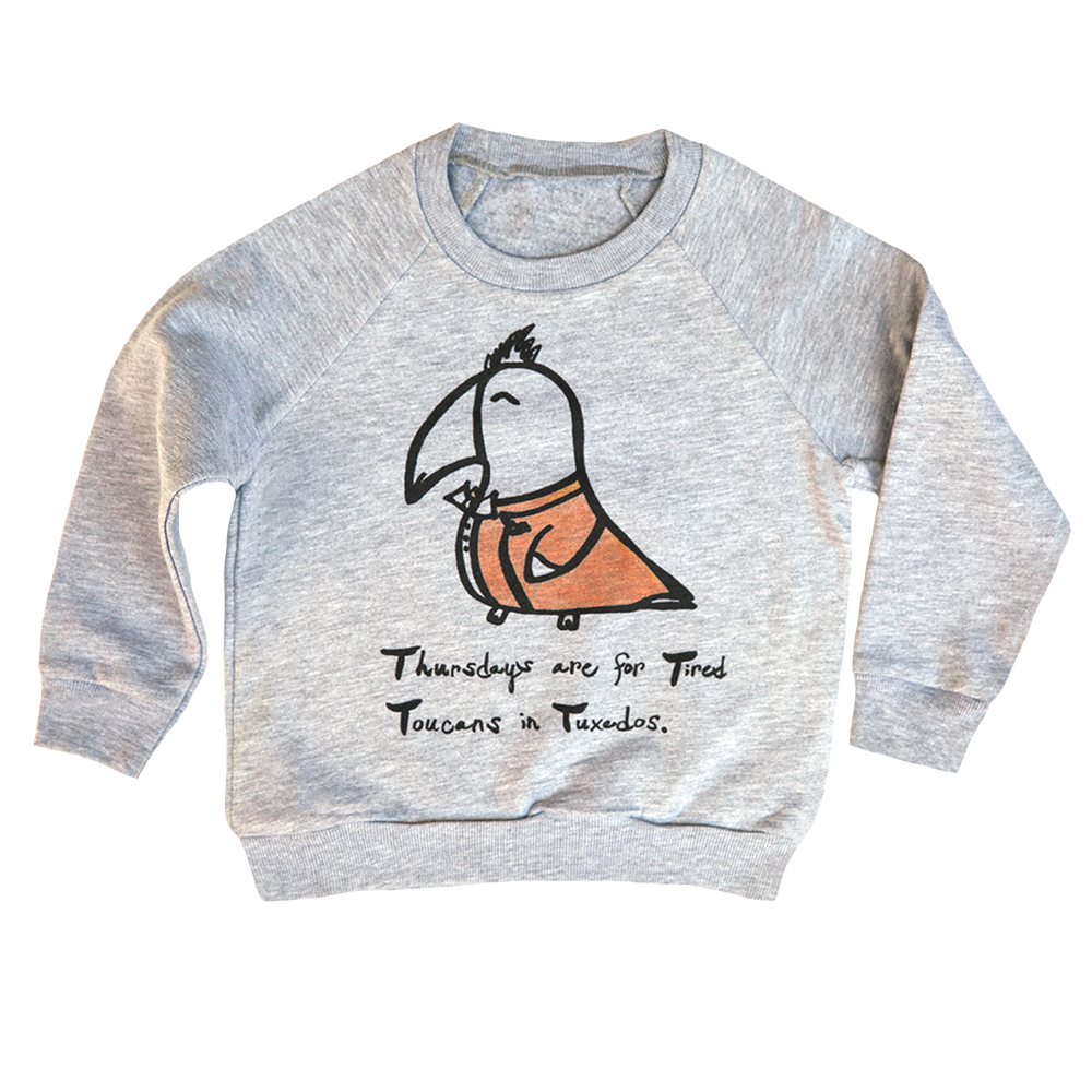Image of Toucan Thursdays SWEATSHIRT