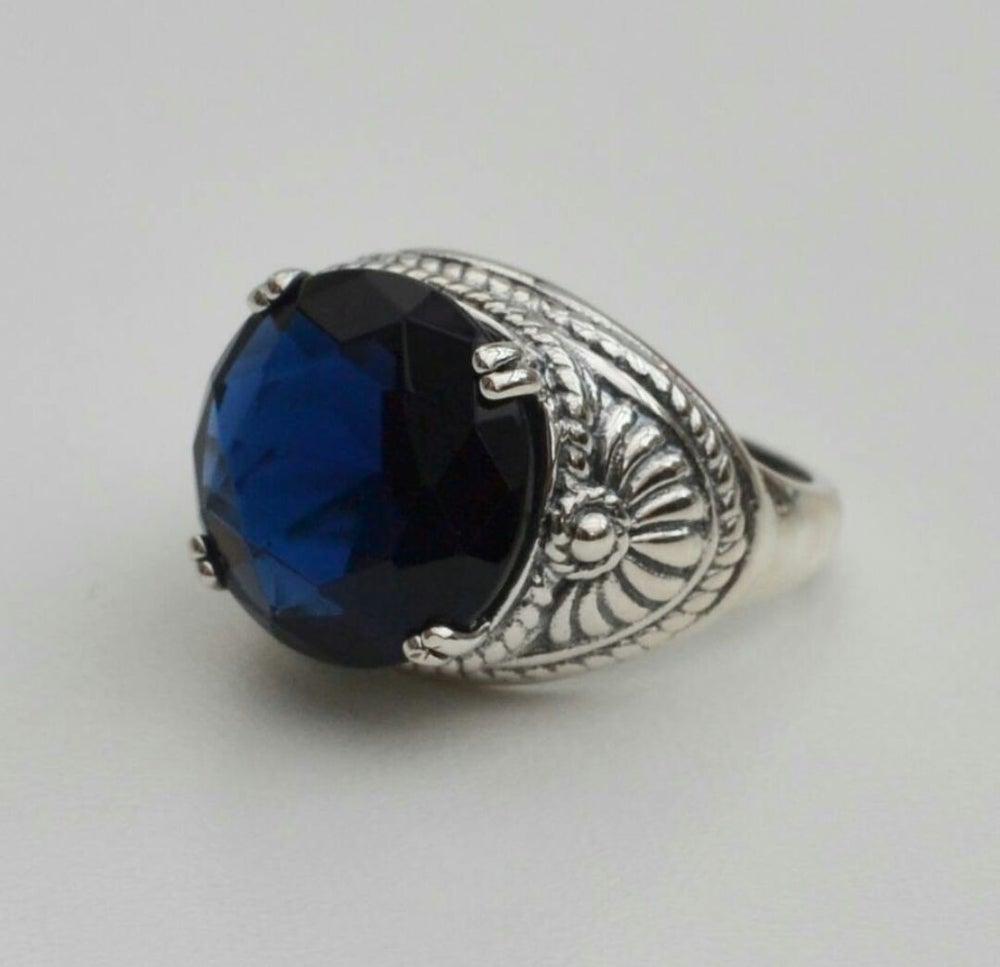Image of - SILVER SCREEN - Mathilda Ring