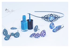 Image of Les bijoux Blue japan