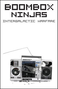 "Image of Intergalactic Warfare 11""x17"" Poster"