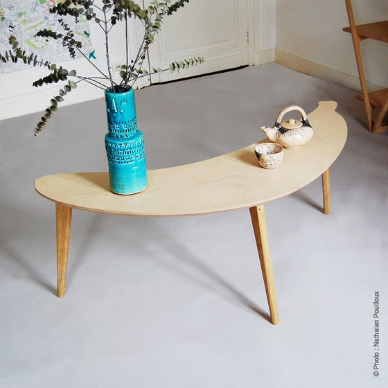 Image of Table basse BANANE