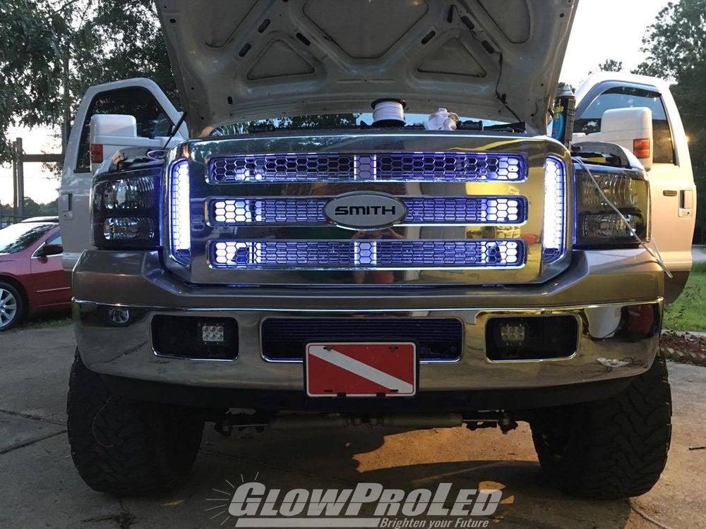 Image of (2) 1ft LED Strips