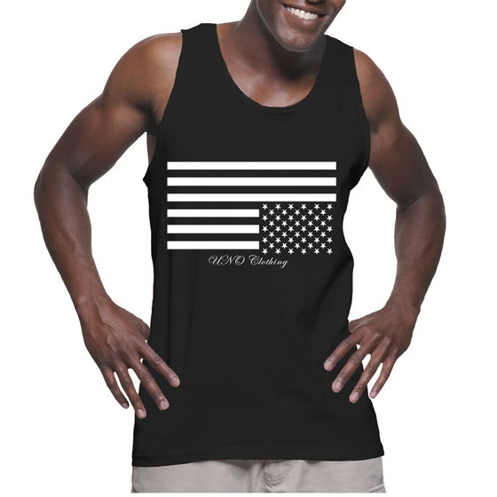 Image of Only In America Tank Top (Unisex)