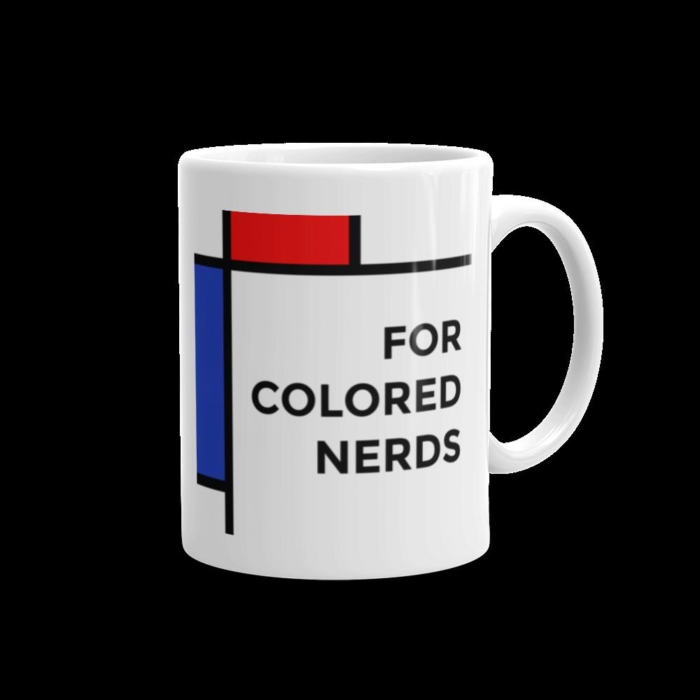 Image of For Colored Nerds Mug