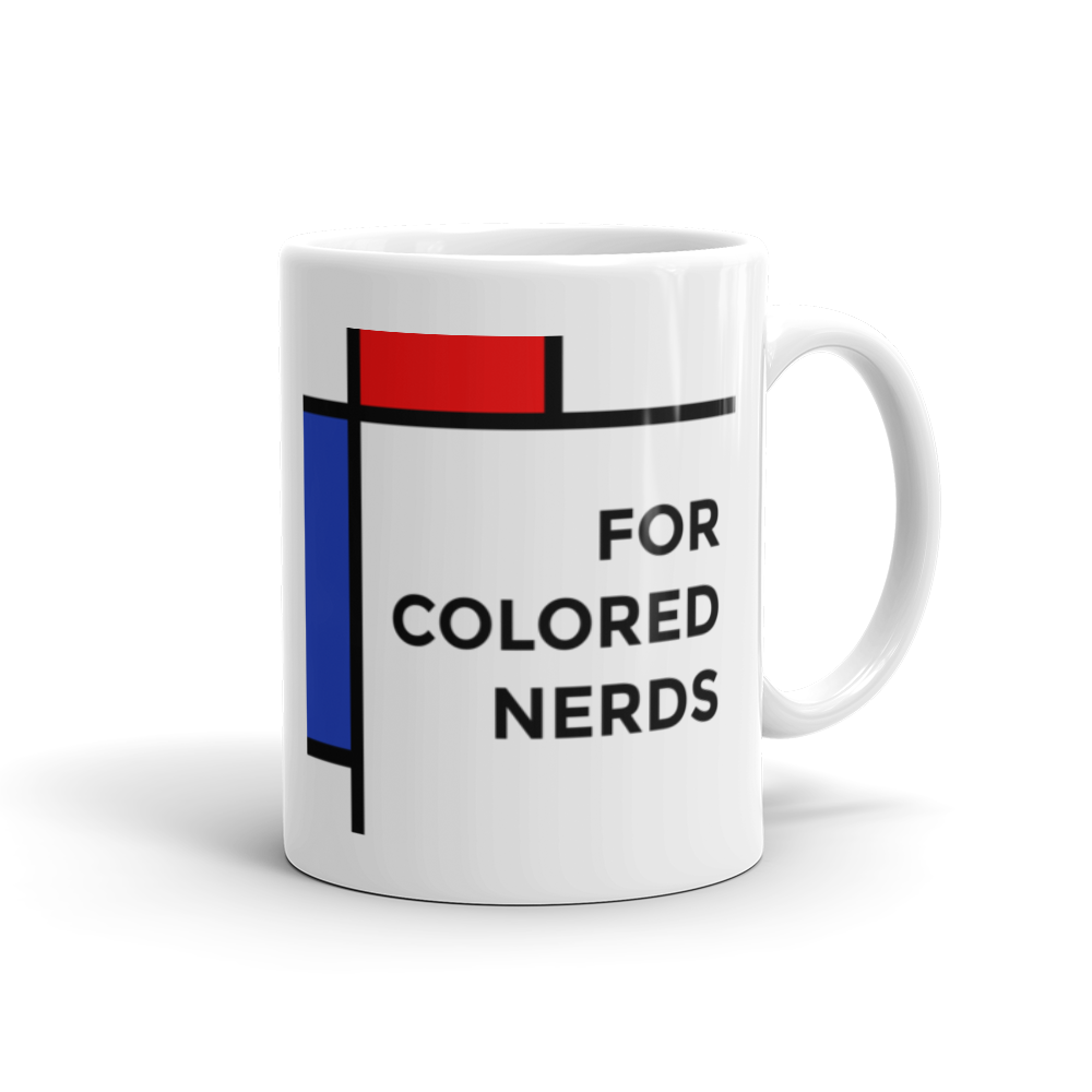 Image of For Colored Nerds Mug