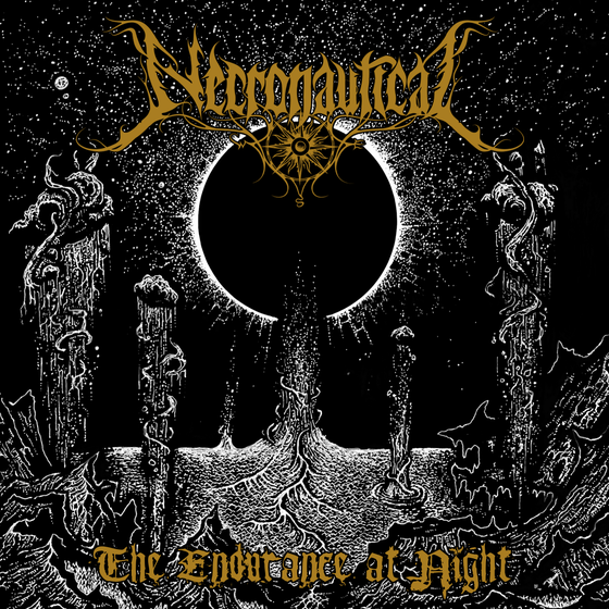 Image of Necronautical - The Endurance at Night CD