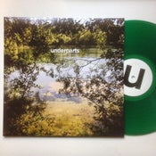 Image of Underparts - Wild Swimming LP GREEN Vinyl