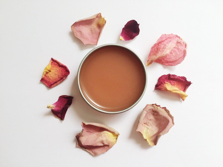 Image of :ROSE + FLOWER SALVE:
