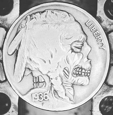 Image of Zombie Nickel