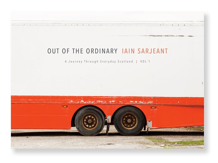 Image of Iain Sarjeant - Out of the Ordinary Vol.1