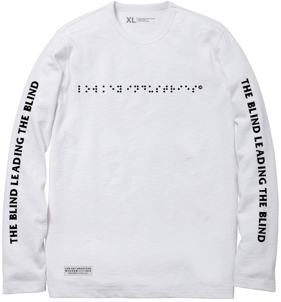 Image of Views Long Sleeve Tee