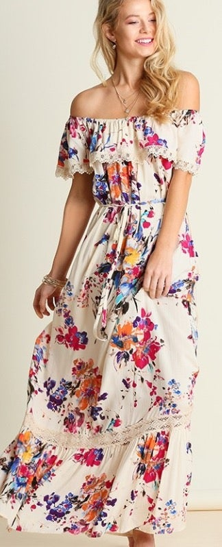 Image of Sweet Flowers Maxi