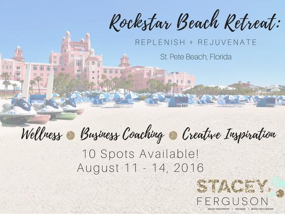 Image of Rockstar Beach Retreat: Replenish & Rejuvenate