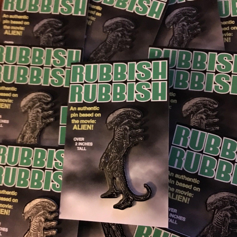 Image of Rubbish Rubbish 32 Alien