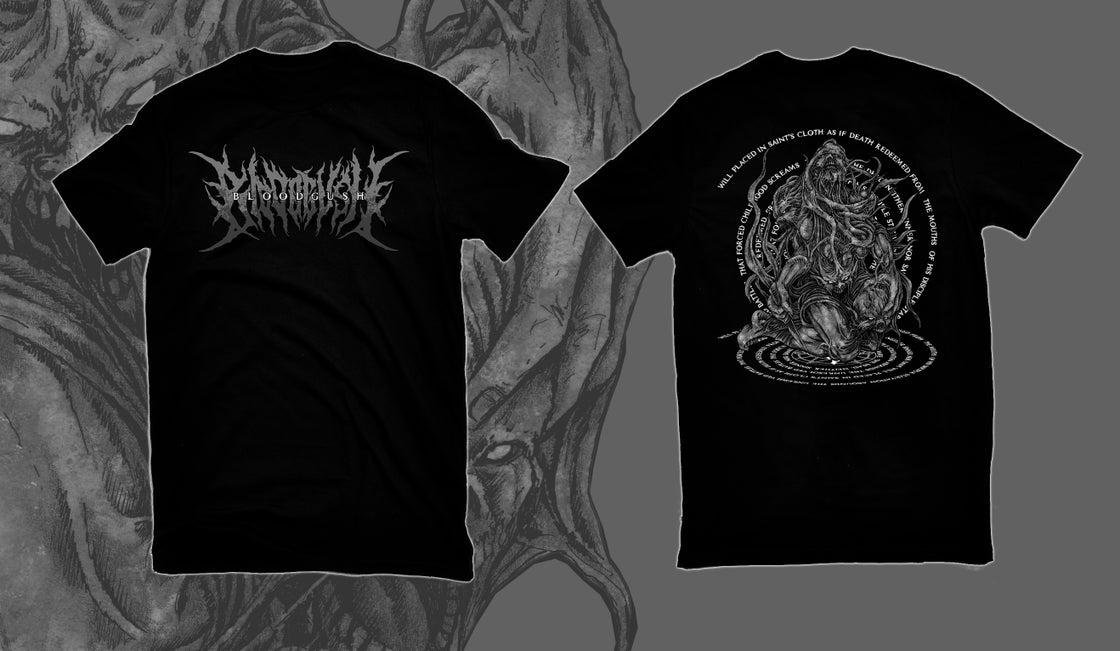 Image of Bloodgush Logo Shirt