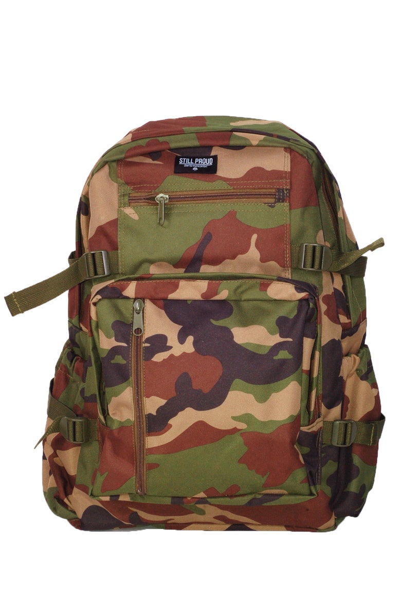 Image of COVERT Camo Backpack PRE-ORDER