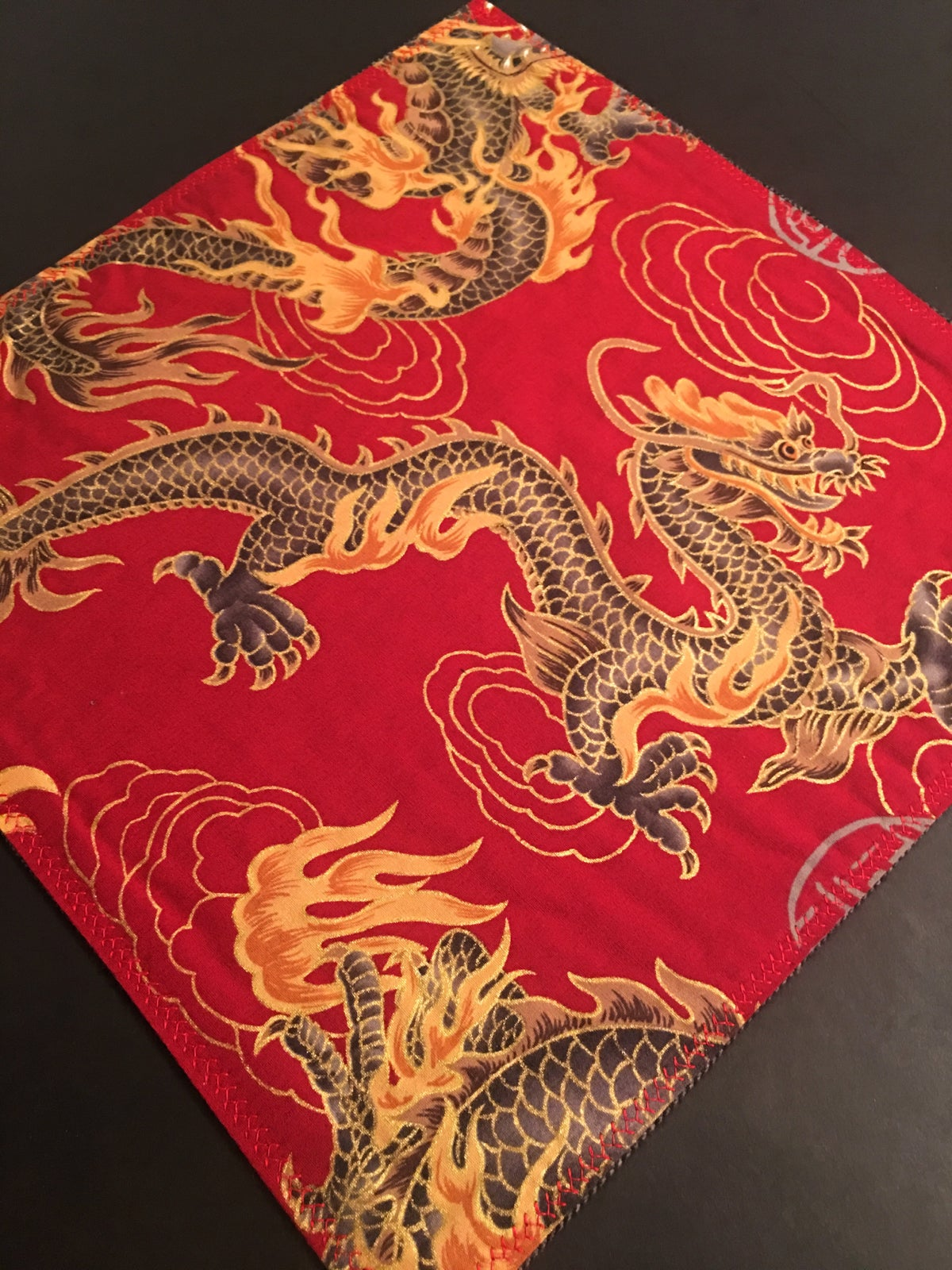 Image of Red Dragons