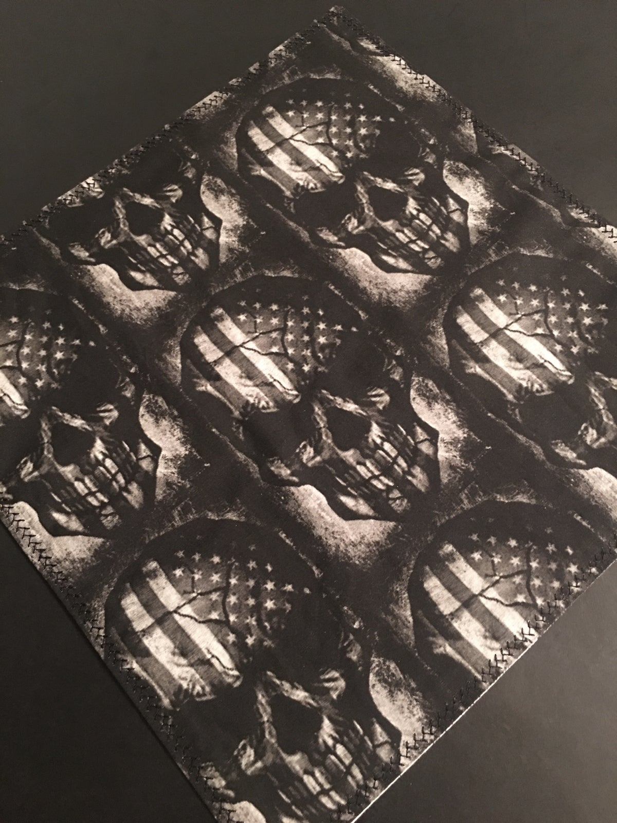 Image of Faded Skulls