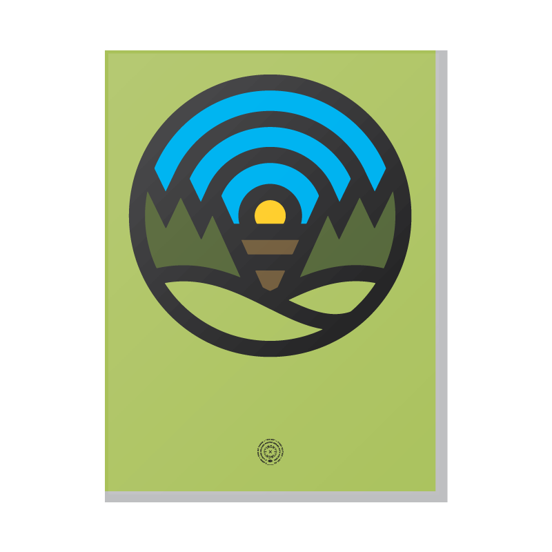 "Image of Draplin ""WIlds"" Poster"
